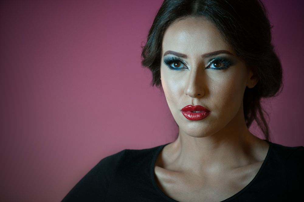 Makeup by Lina Hussein