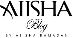Aiisha Blog by Aiisha Ramadan